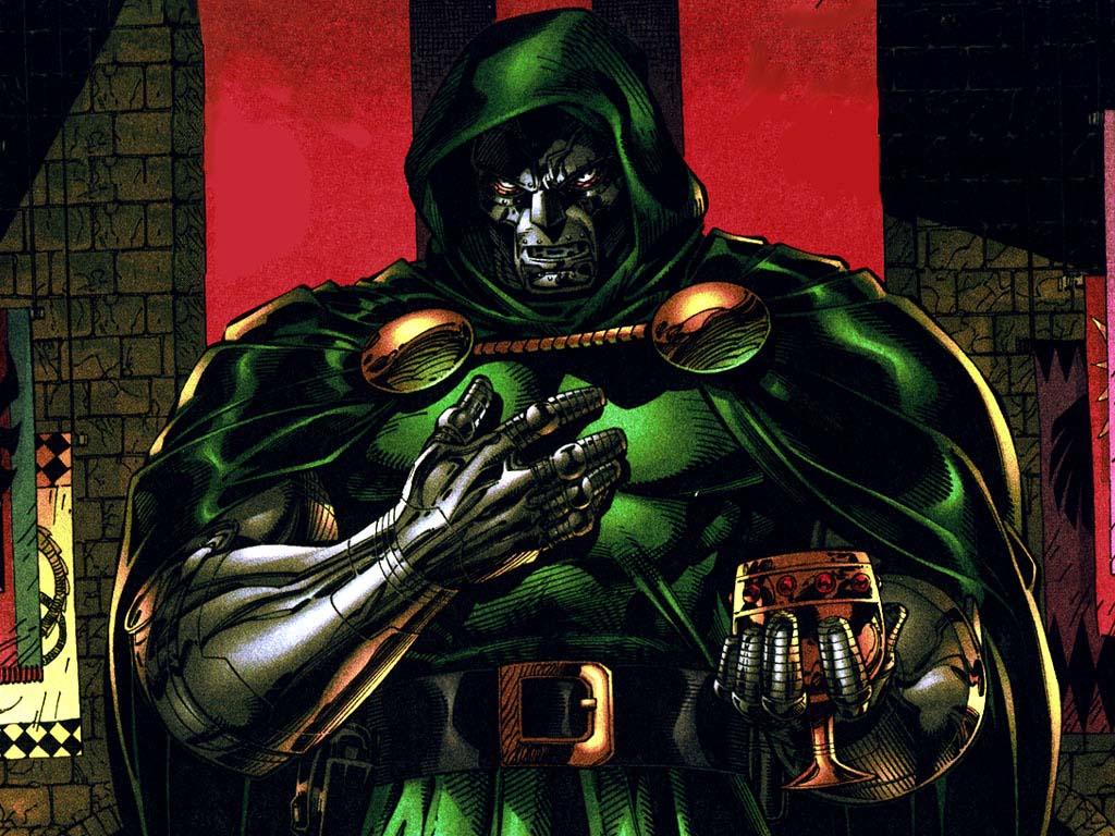Legion Showrunner Developing Doctor Doom Movie