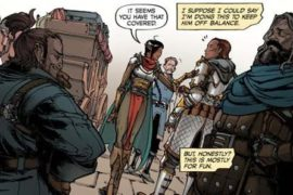Dragon Age: Knight Errant #3 (Review)