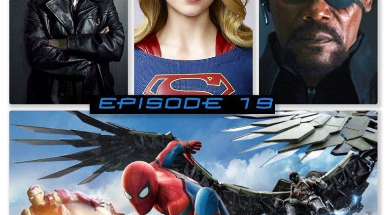 Super Powered Fancast #19: Superhero News Roundup