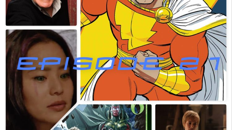 Super Powered Fancast #21: The Podcast is Finally Allowed To Drink