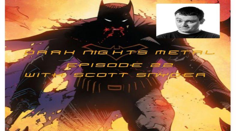 Super Powered Fancast: Scott Snyder Interview