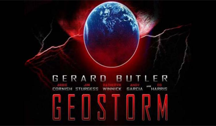 New Geostorm Trailer Adds Humor to the Apocalypse