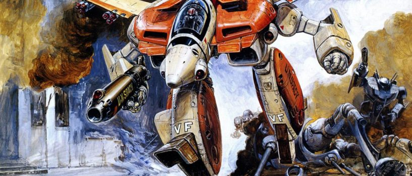 Sony's Robotech Film Gets a Step Closer to Reality with 'It' Director