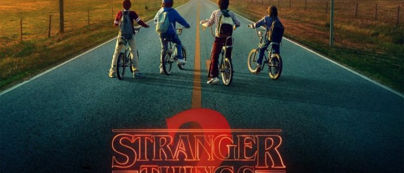 Get Ready for Stranger Things Season 2 With New Promo Art