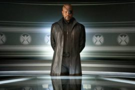 Nick Fury Set to Return for Captain Marvel