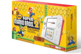 A New Nintendo 2DS Bundle is Coming Your Way
