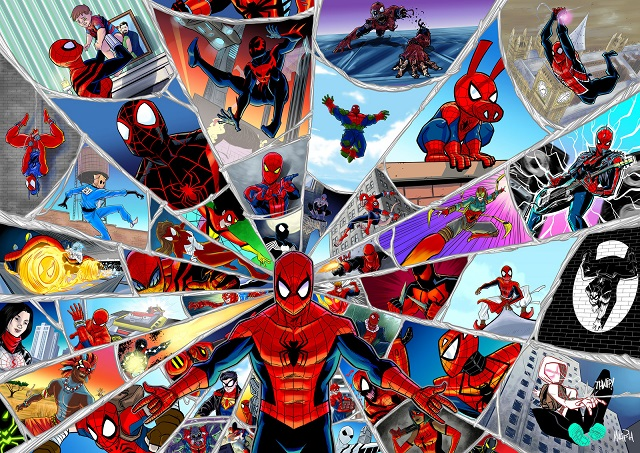 Origin Story News – Spidey Gives Marvel Studios Updates