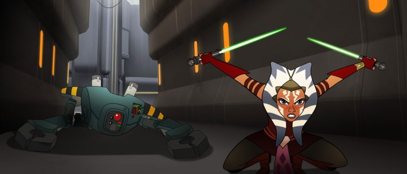 "Star Wars Forces of Destiny 1X04 ""The Padawan Path"" REVIEW"