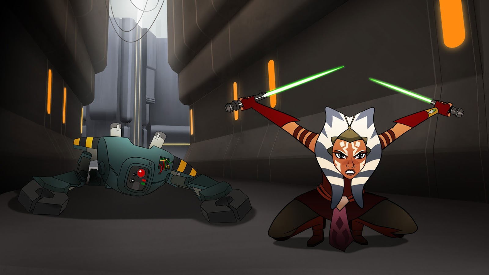 """Star Wars Forces of Destiny 1X04 """"The Padawan Path"""" REVIEW"""