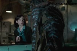 First Trailer for Guillermo Del Toro's The Shape of Water