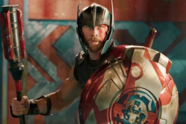 New Thor: Ragnarok Comic Con Trailer Emerges