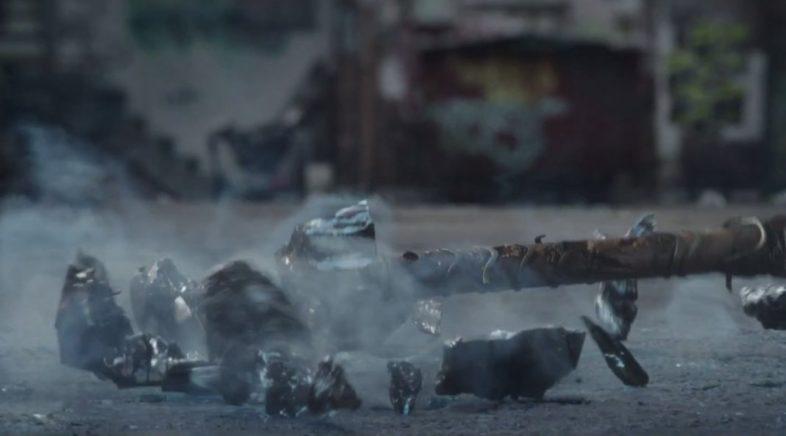 SPOILER ALERT!! Details on Thor's New Weapon in INFINITY WAR