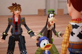 Toy Story World Revealed in new Kingdom Hearts III Footage