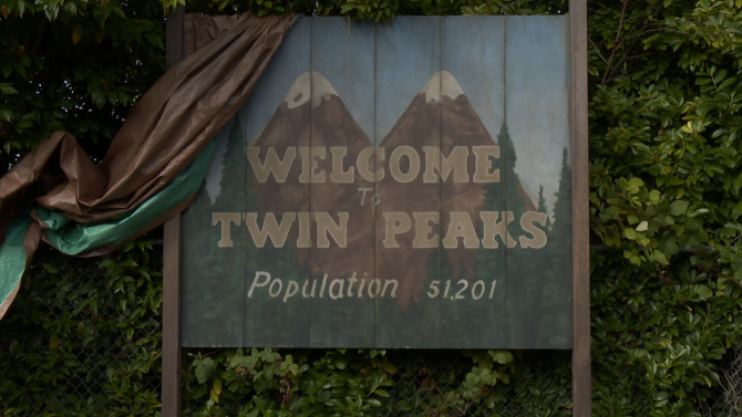 TWIN PEAKS HEADS TO COMIC-CON WITH PANEL IN HALL H