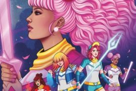 Zodiac Starforce: Cries of the Fire Prince #1 REVIEW
