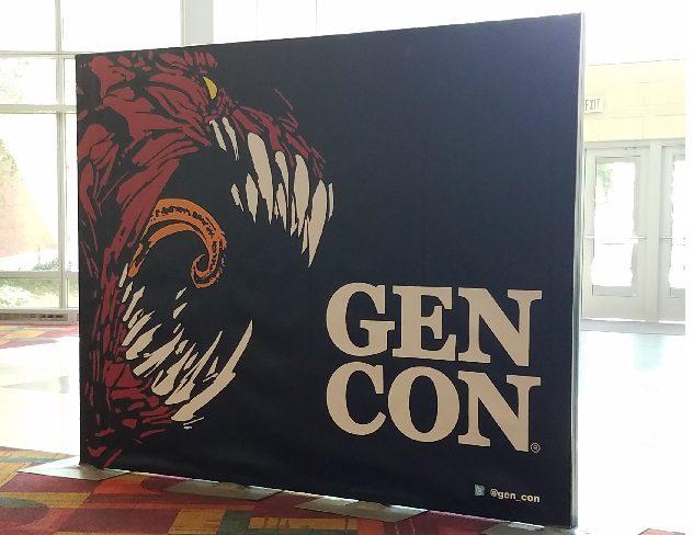Gen Con 50! Wrap Up