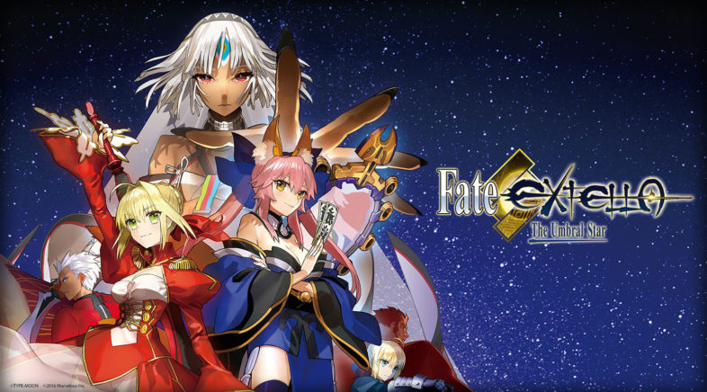 Fate/EXTELLA: The Umbral Star for Nintendo Switch (Review)