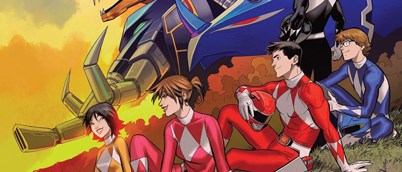 Go Go Power Rangers #2 Review