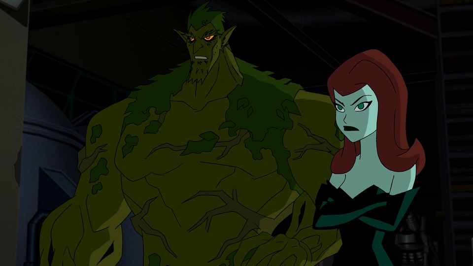 BHQ-Flornic Man and Poison Ivy