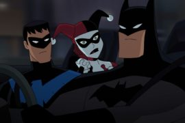 Celebrate The Release of Batman and Harley Quinn with a New Clip