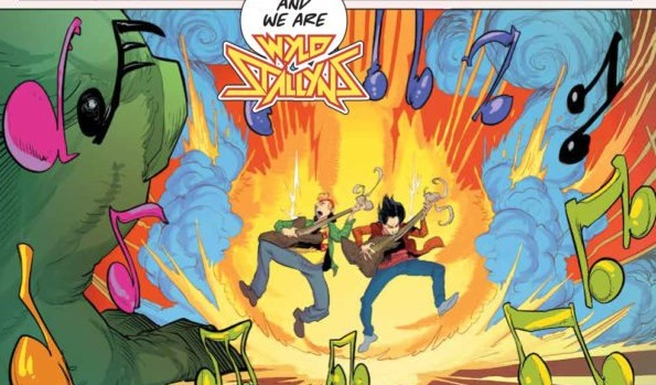 Bill & Ted Save The Universe #3 REVIEW