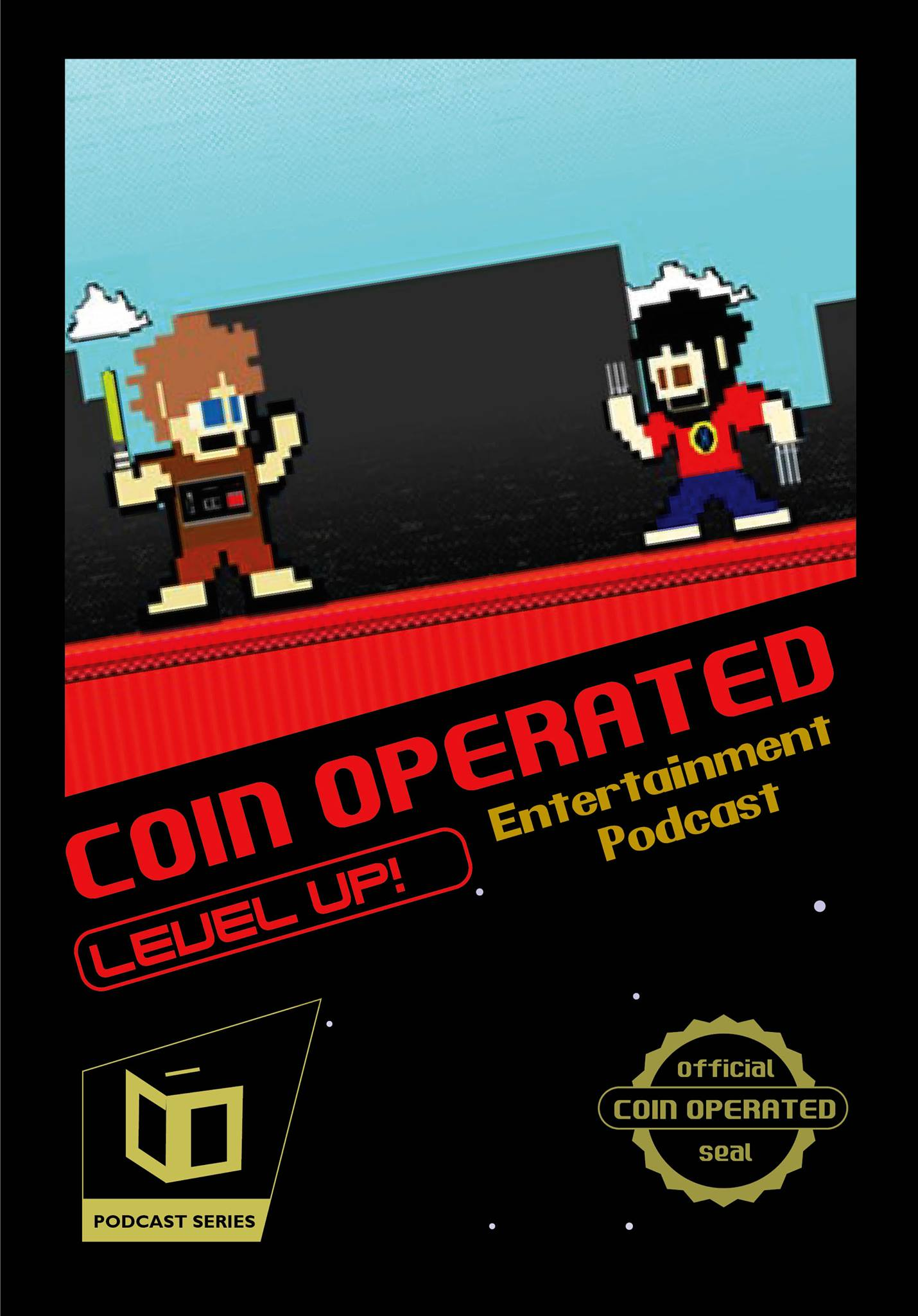 Coin Operated: Crossover