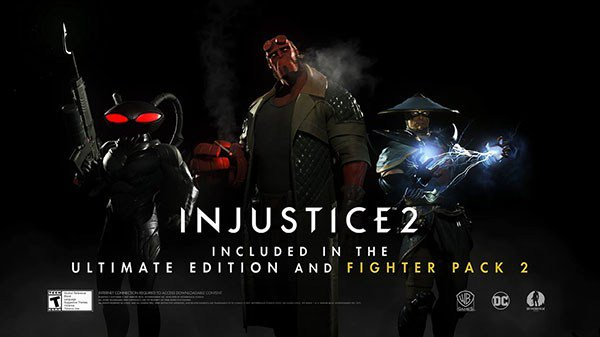 Injustice 2 Fighter Pack 2 Revealed