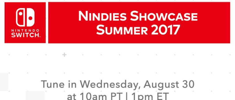 Check out the highlights to this morning's Nintendo Nindies Showcase!