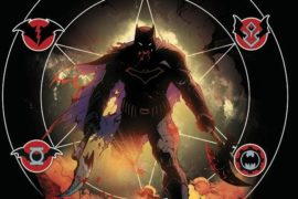 Dark Nights Metal #1 Review