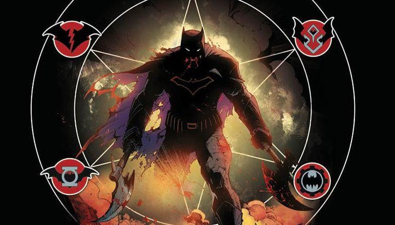 Dark Nights Metal #1 Review