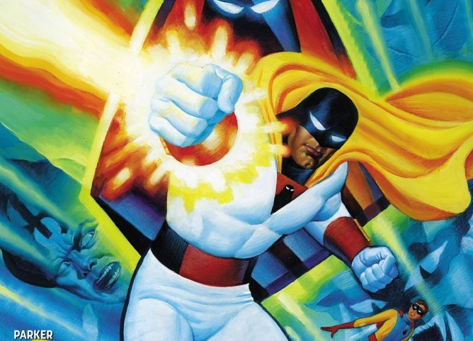 Future Quest Presents: Space Ghost #1 (Review)