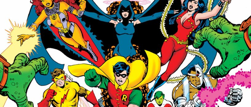 Teen Titans Casts Raven