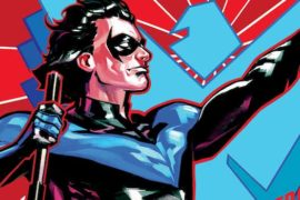 Nightwing: The New Order #1 Review