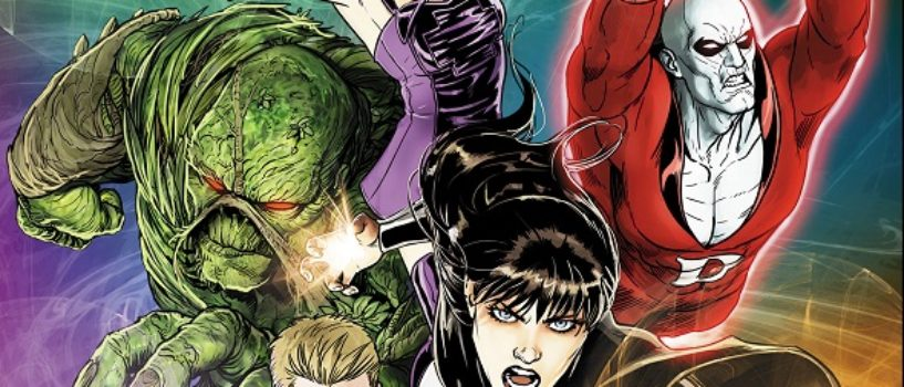 Justice League Dark Is Headed Back To The Drawing Board