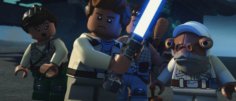 Lego Star Wars: The Freemaker Adventures Returns this Week to Disney XD