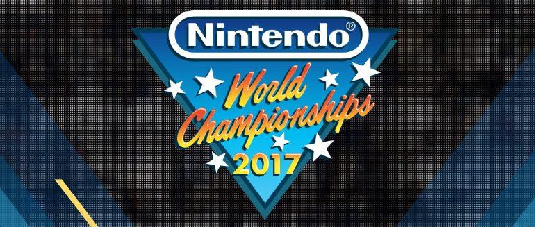 Nintendo Announces Nintendo World Championships for 2017
