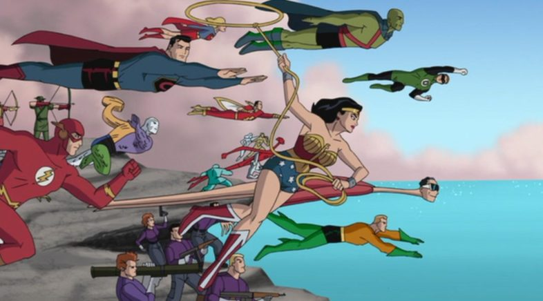 Justice League: The New Frontier Commemorative Edition Coming This October
