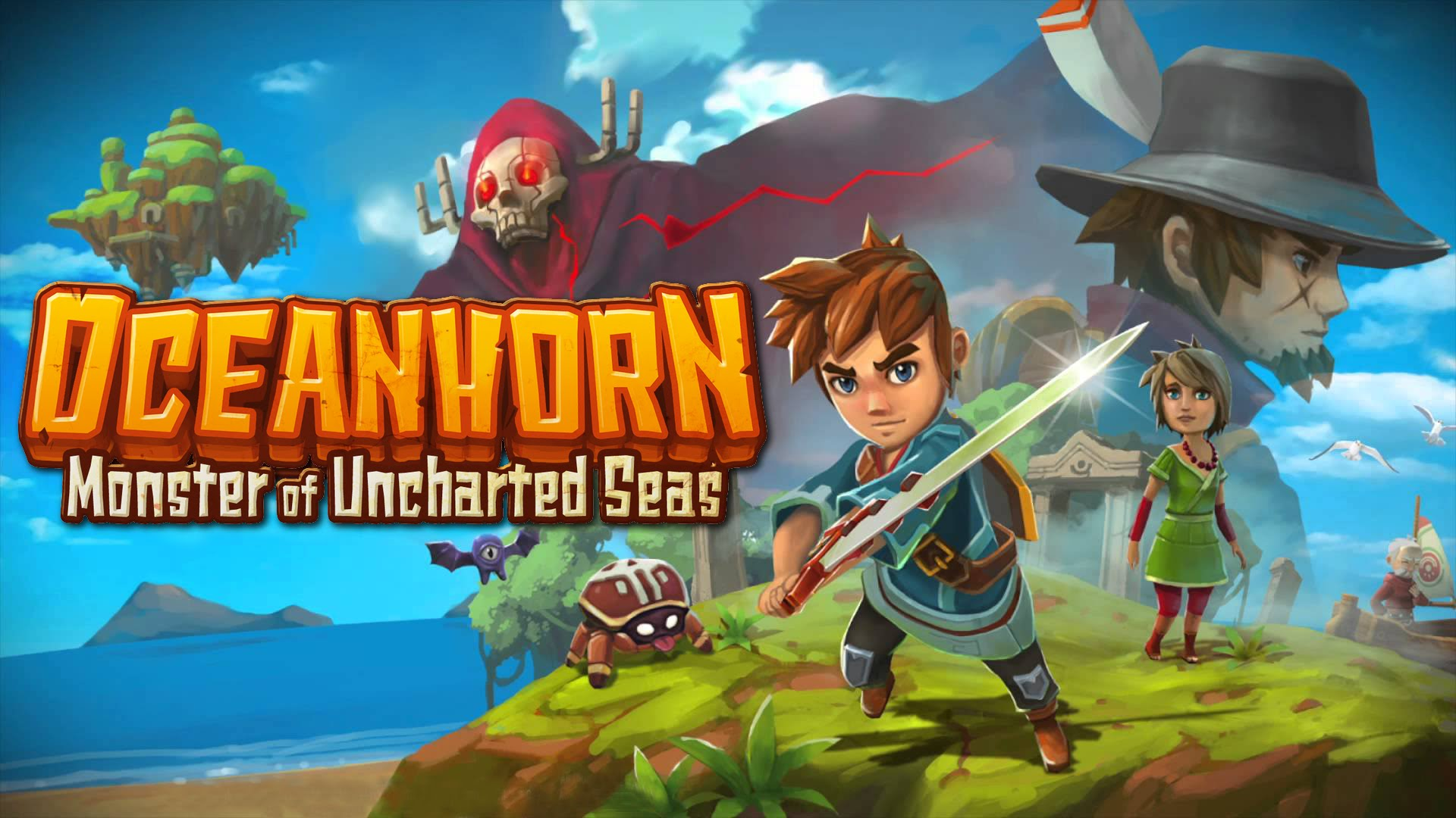 Oceanhorn: Monster of Uncharted Seas (Nintendo Switch Review)