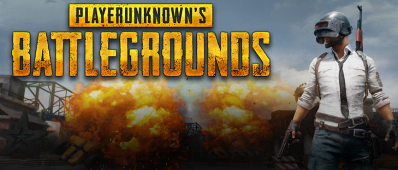 PlayerUnknown'sBattleground action