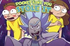 Rick and Morty: Pocket It Like You Stole It #2 REVIEW