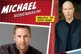 Geek To Me Radio #52: Michael Rosenbaum & Joel H. Cohen