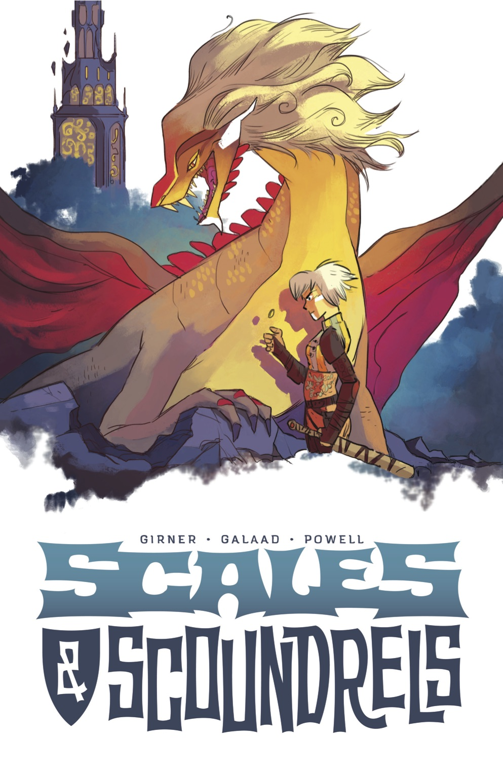 Scales & Scoundrels #1 Advanced Review