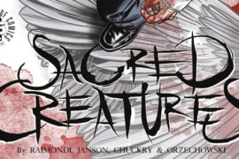 Sacred Creatures #2 REVIEW