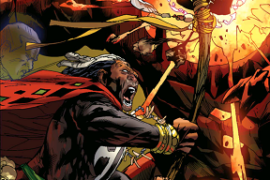 Comic Noobs Show #96: Brother Voodoo's Magic Stick