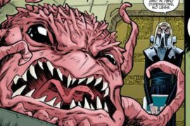 Teenage Mutant Ninja Turtles #73 Review