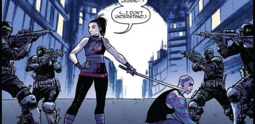 Teenage Mutant Ninja Turtle Universe #13 Review