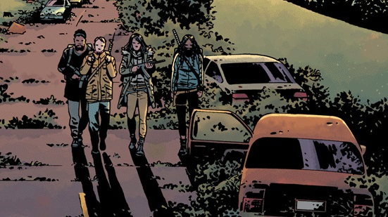 The Walking Dead #170 REVIEW