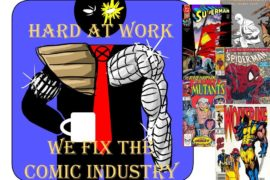 HardAtWork #23: We Fix the Comic Industry