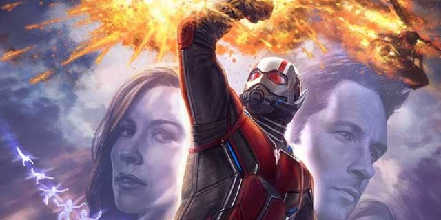 Marvel Studios Makes Huge Ant-Man and the Wasp Announcement