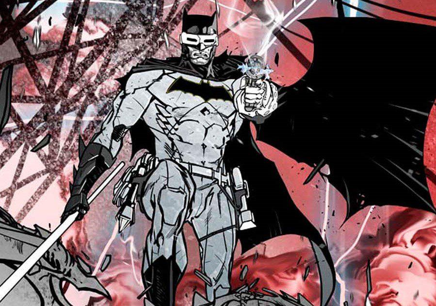 Dark Nights Dossier: Batman the Red Death